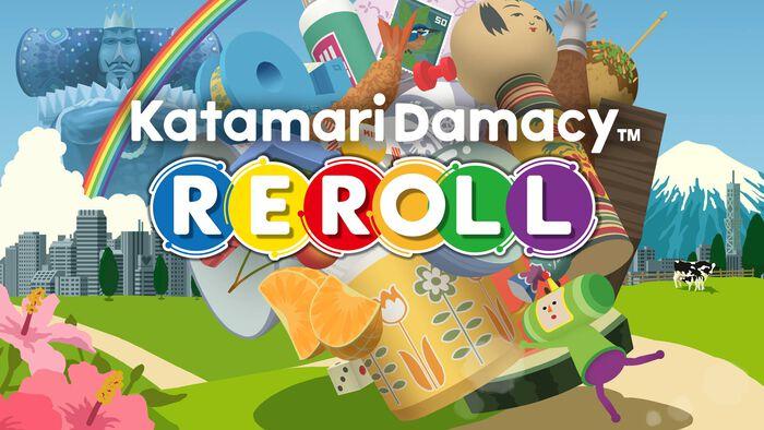Disponible el tráiler de lanzamiento de 'Katamari Damacy Reroll'