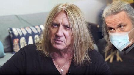 """JOE ELLIOT """"Iron Maiden y nosotros sobrevivimos a la etiqueta de la NWOBHM"""""""