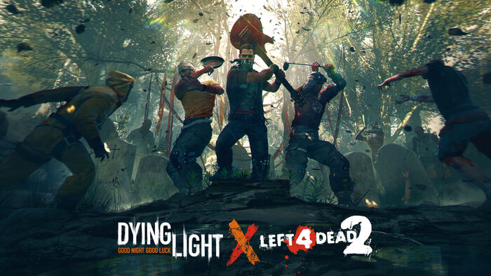 'Dying Light' y 'Left 4 Dead 2' tendrán un cross over muy pronto