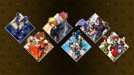 La saga 'Kingdom Hearts' llegará a PC a través de Epic Games Store