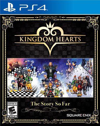 'Kingdom Hearts: The Story So Far' llegará a finales de octubre