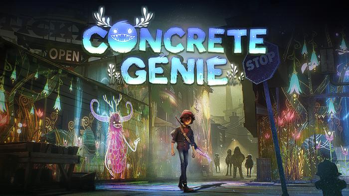 El exclusivo de PS4 'Concrete Genie' ya tiene fecha de salida