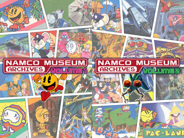 Filtrado lanzamiento de 'Namco Museum Archives Vol. 1 y 2' en Occidente