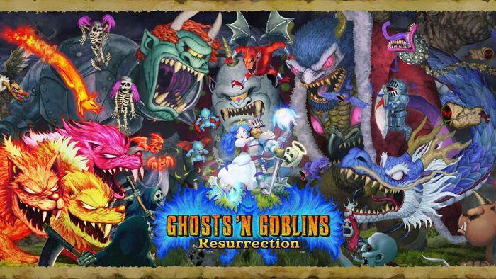 'Ghosts 'N Goblins Resurrection' llegará a más plataformas