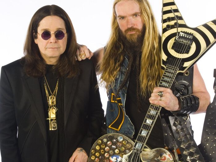 """ZAKK WYLDE """"OZZY no es un vocalista hábil pero definió el Heavy Metal."""