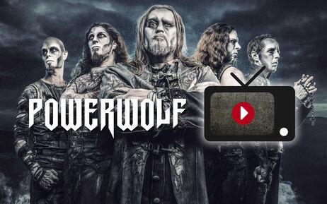 ¡Nuevo vídeo de Powerwolf!