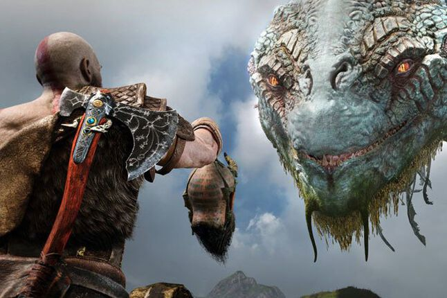 Los bosses de 'God of War' y el libro de Cory Barlog
