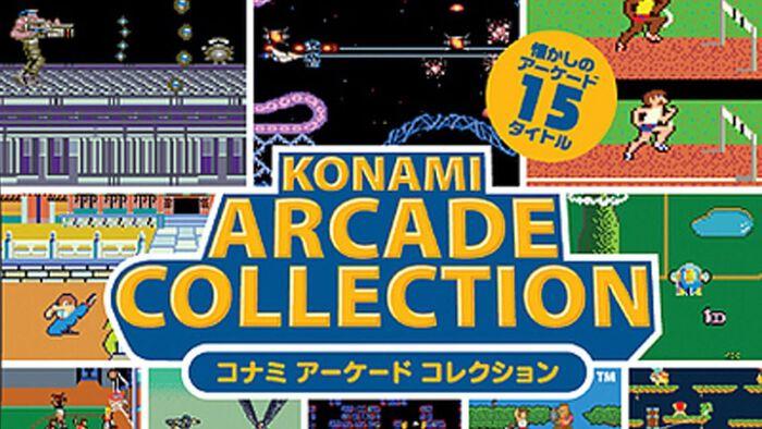 Konami lanzará colecciones de juegos clásicos por su 50 aniversario