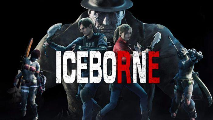 El evento 'MHW: Iceborne – Raccoon City Collaboration' llega a PC