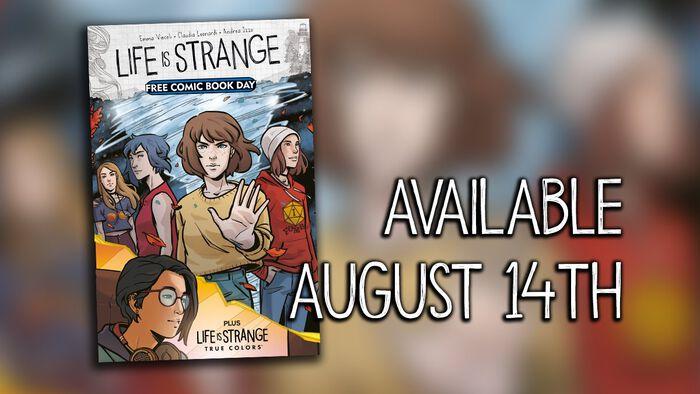 'Life is Strange: True Colors' tendrá un comic precuela gratuito