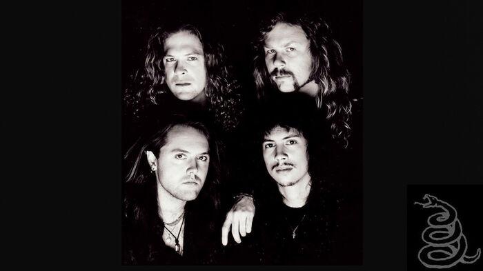 El 'álbum negro' de Metallica regresa al Top 10 en Billboard 200 después de la reedición del 30 aniversario