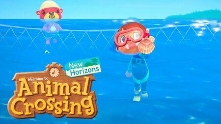 'Animal Crossing: New Horizons' recibe nueva actualización