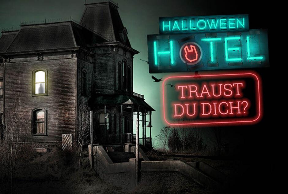 ¡Bienvenid@ al Halloween Hotel de EMP!