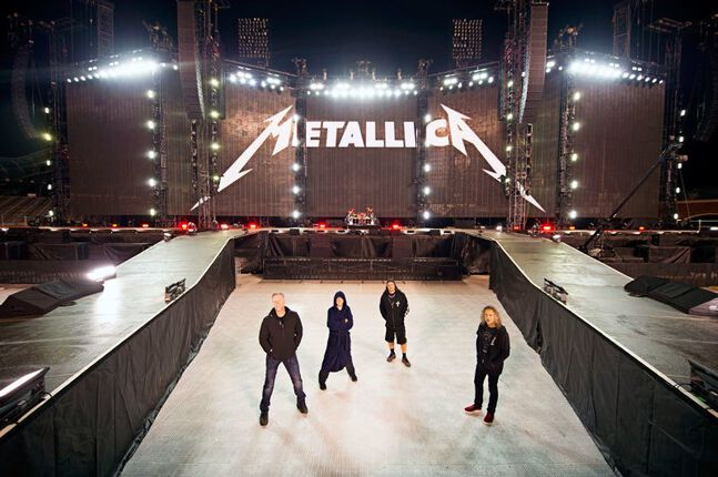 "METALLICA.  La gira ""Worldwired Tour 2019"" en cifras."