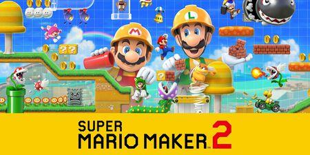 Anunciada la fecha de lanzamiento de 'Super Mario Maker 2'