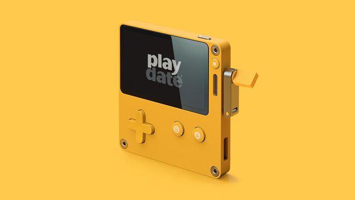 Playdate, la nueva portátil de los creadores de 'Firewatch'