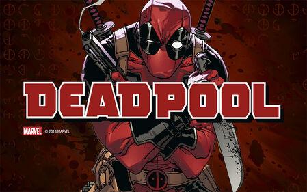 ¡Deadpool se acerca! ¡Hazte con las chimichangas!