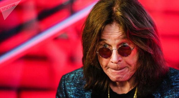OZZY OSBOURNE diagnosticado de Parkinson.