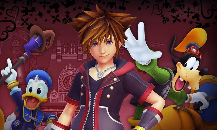 'Kingdom Hearts 3' esconde varias sorpresas en su código
