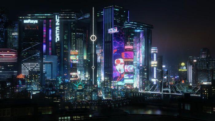 El mapa de 'Cyberpunk 2077' tendrá gran cantidad de contenido