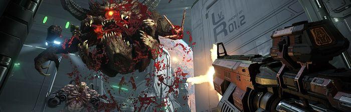 Bethesda lanza el primer gameplay de 'DOOM Eternal'