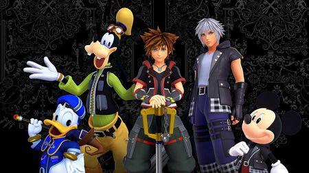 Disponible el modo Maestro en 'Kingdom Hearts 3'