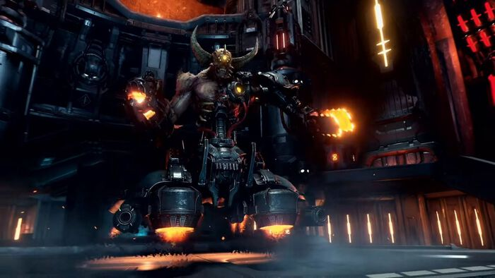 Todo lo mostrado sobre 'Doom Eternal' en la QuakeCon