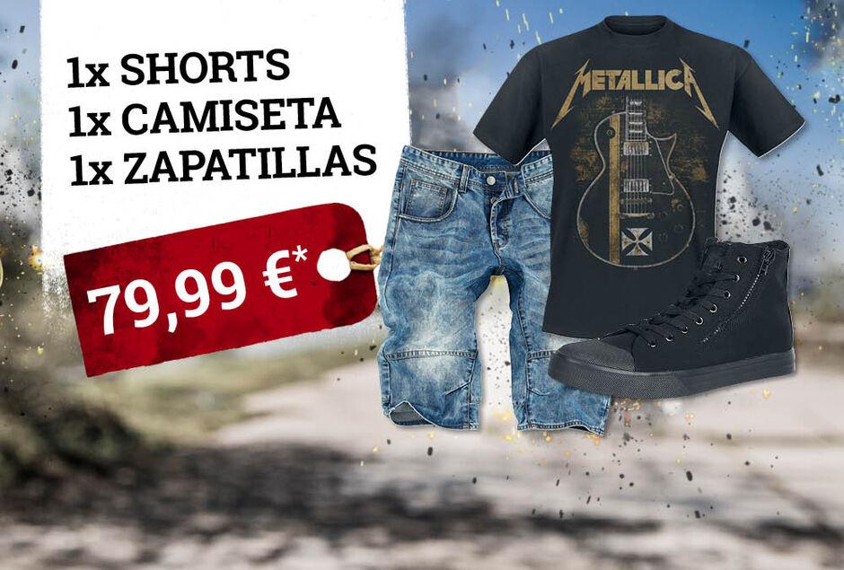 Todo un outfit por 79,99€