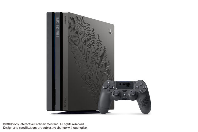 PlayStation anuncia una PS4 edición limitada de 'The Last of Us 2'