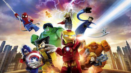 'LEGO Marvel Super Heroes' podría ser relanzado para Switch