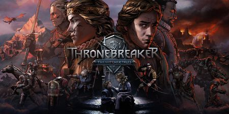 'Thronebreaker: The Witcher Tales' disponible para Nintendo Switch
