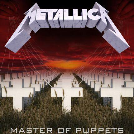 MASTER OF PUPPETS mejor canción de la historia de METALLICA.
