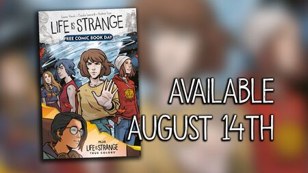 'Life is Strange: True Colors' tendrá un comic precuela gratuito