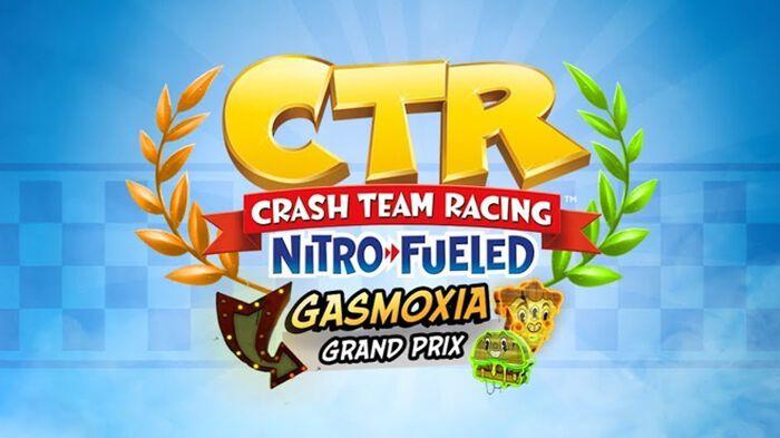 Disponible el último Grand Prix de 'Crash Team Racing Nitro-Fueled'