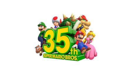 Nintendo celebra el 35 aniversario de Mario Bros. en Switch