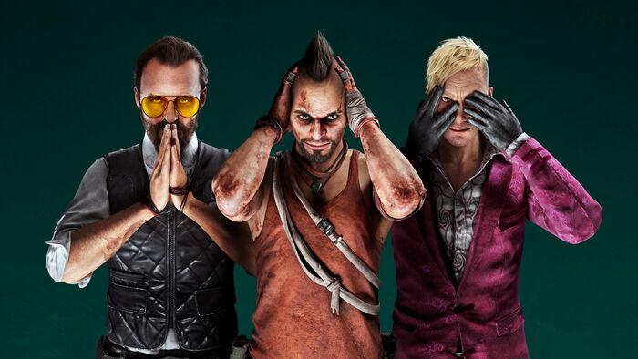 El Season Pass de 'Far Cry 6' permitirá encarnar a los villanos
