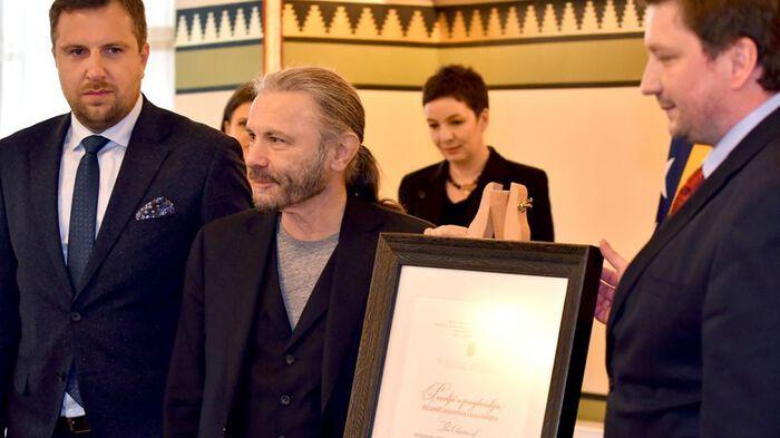 BRUCE DICKINSON nombrado ciudadano honorario de Sarajevo.