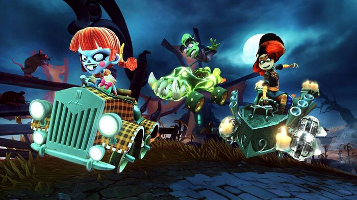 Halloween llega a 'Crash Team Racing Nitro-Fueled'