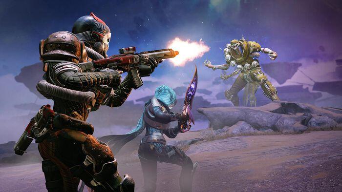 Los planes de cross-platform en 'Destiny 2' fueron truncados por Sony