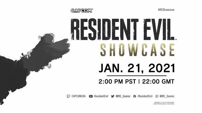 Capcom anuncia showcase de 'Resident Evil' para la semana que viene
