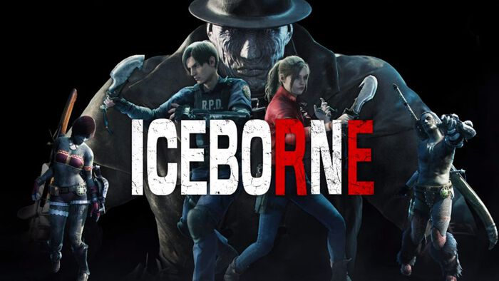 El evento 'MHW: Iceborne – Raccoon City Collaboration' llega a PC