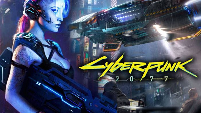 Vistazo a un sencillo mapa de Night City de 'Cyberpunk 2077'