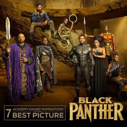 Black Panther sigue haciendo historia con sus 7 nominaciones a los Óscar, ¡os lo contamos!