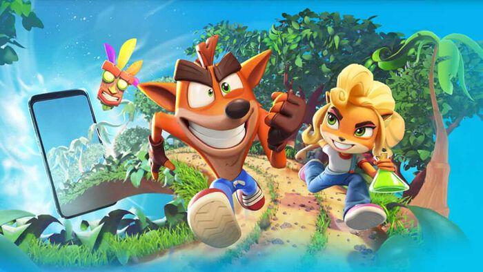 'Crash Bandicoot: On the Run!', nuevo título gratuito para móviles