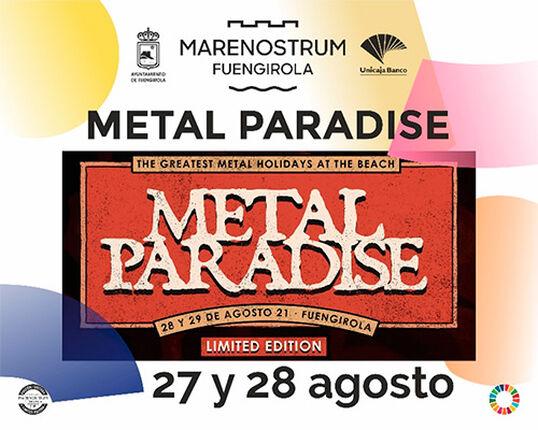 Metal Paradise Fest volverá a Fuengirola este verano!