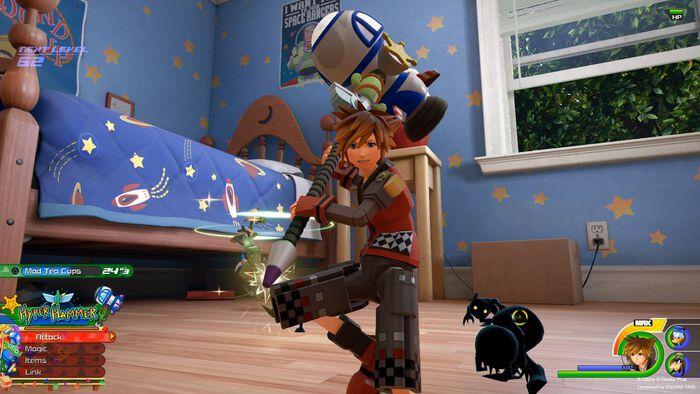 Nuevos detalles sobre 'Kingdom Hearts 3'