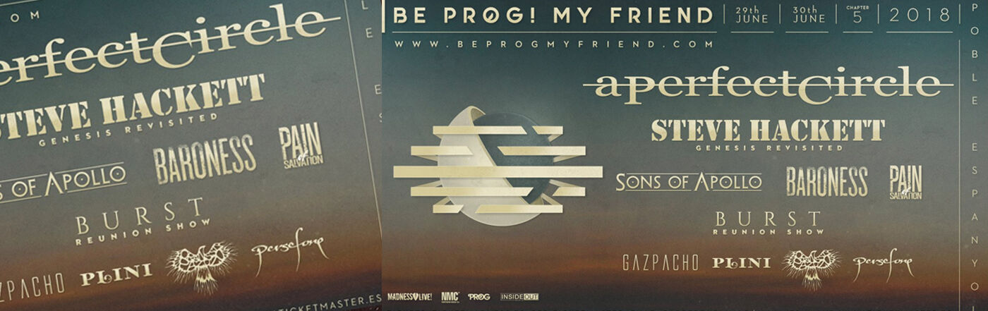 Be Prog My Friend 2018