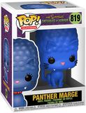 Figura Vinilo Treehouse Of Horror - Panther Marge 819