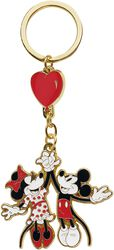 Loungefly - Micky and Minnie in Love