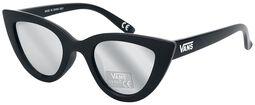 Retro Cat Sunglasses Black
